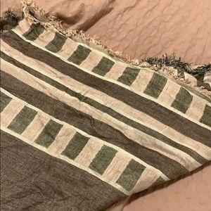 Aritzia scarf- super soft!!!